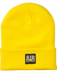 DecentPowderBeanie_Yellow